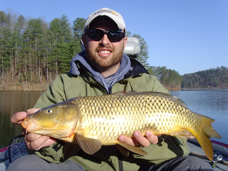 big carp fishing