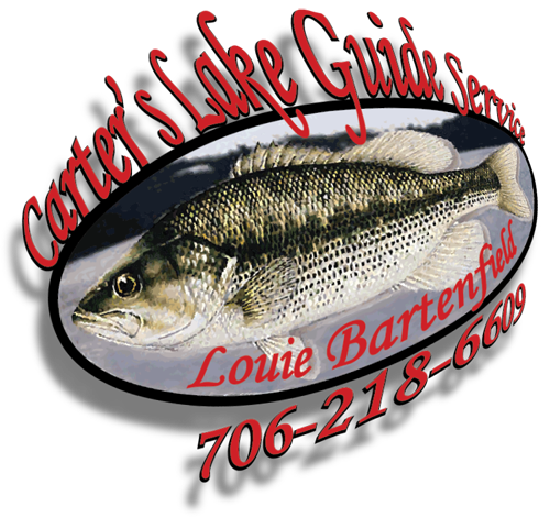 carters lake guide service logo